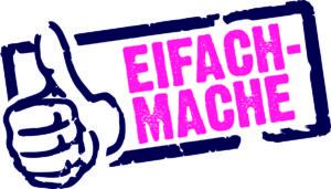 Logo eifach-mache
